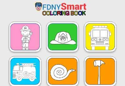 FDNYColoringbook
