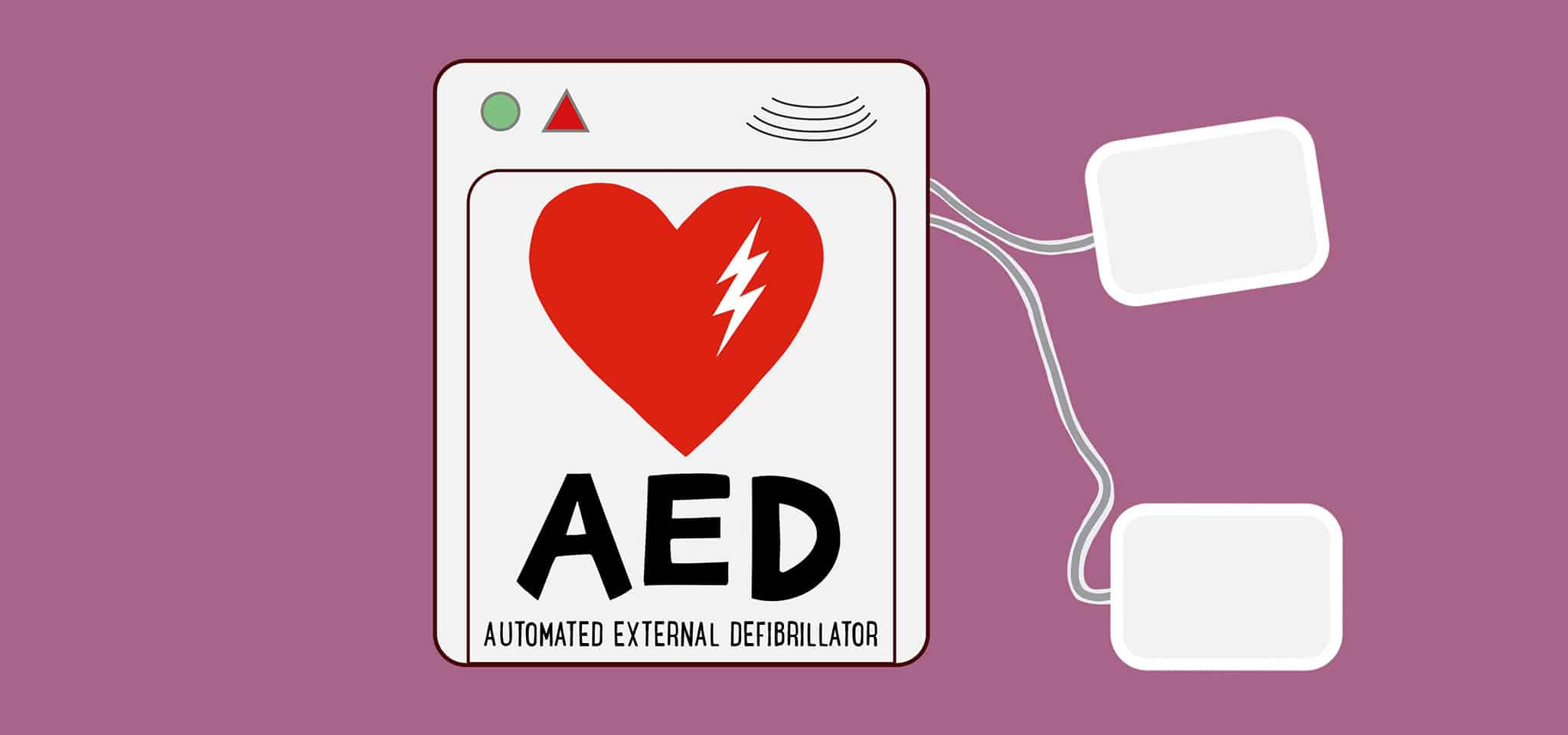 Be #FDNYSmart About the Lifesaving AED